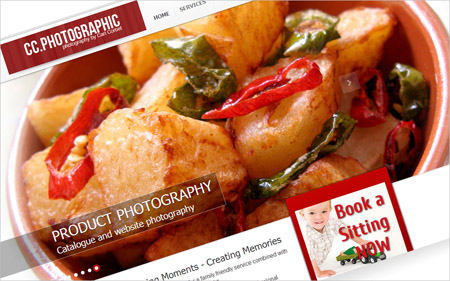 New Website Launch - from Website Design Carmathenshire